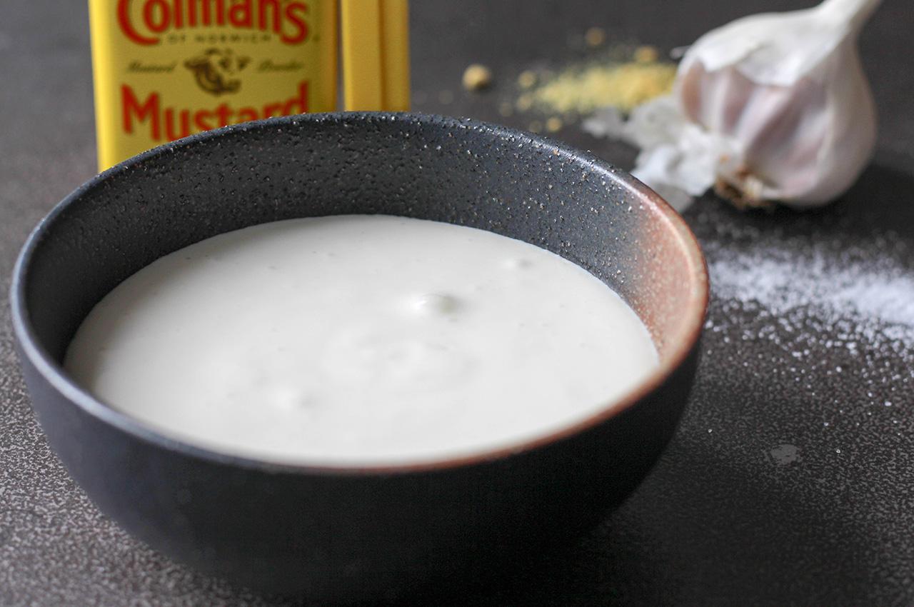 Eggless aioli.